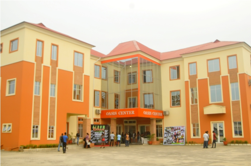Oasis Center
