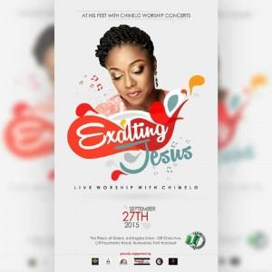 Exalting Jesus
