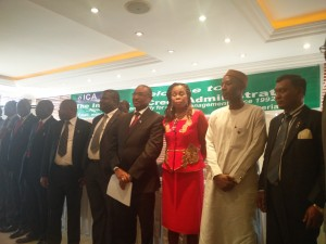 Cross section of Inductees
